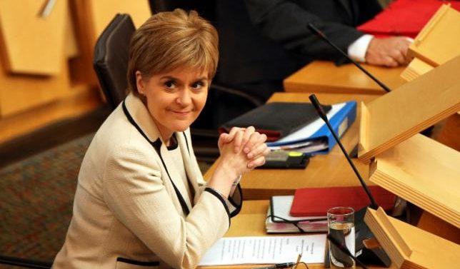 Scotland's Sturgeon to meet EU's Juncker on Wednesday