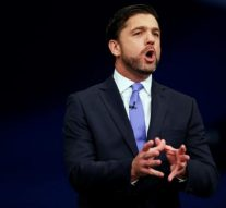 Crabb, candidate to lead Britain, says immigration control a top priority