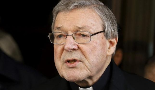 Pope says will withhold judgment on Cardinal Pell over sex abuse