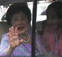 Thai queen recovering from pneumonia after treatment: palace